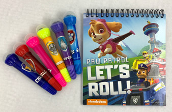 Nickelodeon Paw Patrol Colouring Book
