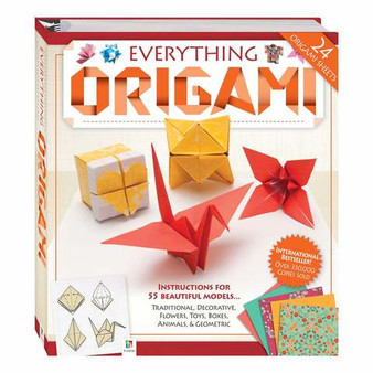 Everything Origami(Hard Cover)