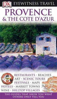 Eyewitness Travel Guides: Provence & The Cote D'Azur