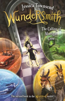 The Calling of Morgan Crow-Jessica Townsend