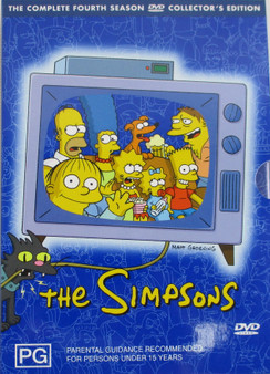 The Simpsons: The Complete Fourth Season - Matt Groening