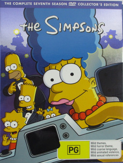 The Simpsons: The Complete Seventh Season - Matt Groening