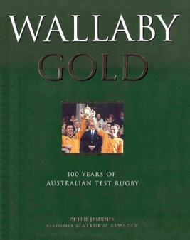 Wallaby Gold - Peter Jenkins (Hard Cover)