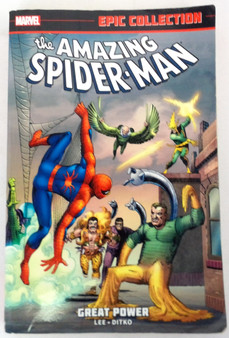 The Amazing Spider-Man Epic Collection: Great Power