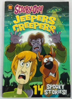 Scooby-Doo! (Jeepers Creepers) - Hanna-Barbera