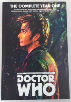 Doctor Who: Doctor Who, The Complete Tenth Doctor Adventures: The Complete Year One
