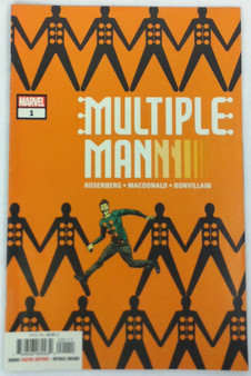 Mutiple Man - Rosenberg, Macdonald and Bonvillain