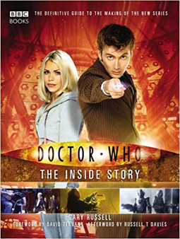 Doctor Who: The Inside Story - Garry Russell (Hardcover)
