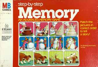 step-by-step Memory: an advance memory game