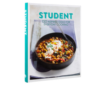 Student: 150 Inspired Ideas For Everyday Cooking (Hard Cover)