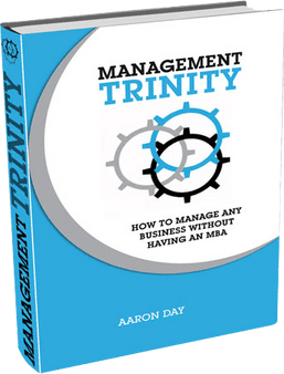 Management Trinity  Arron Day (Hard Cover)