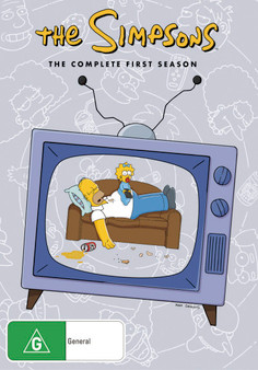 The Simpsons The Complete First Season Collector's Edition