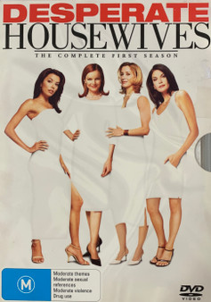 Desperate Housewives - The Complete First Season DVD set