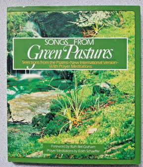 Songs from Green Pastures: (Hardcover)