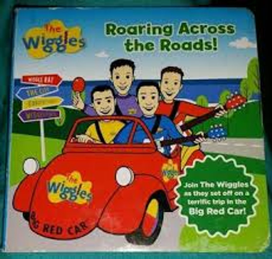 Roaring Across the Roads!  The Wiggles