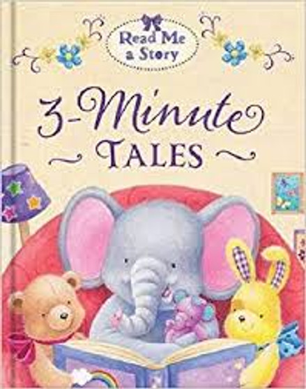3-Minute Tales  Read Me a Story