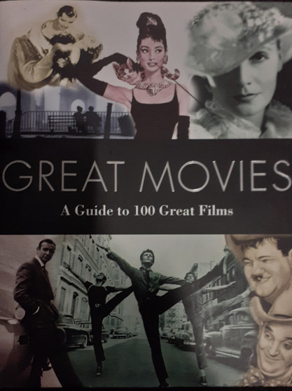 Great Movies -  Andrew Heritage (Hardcover)