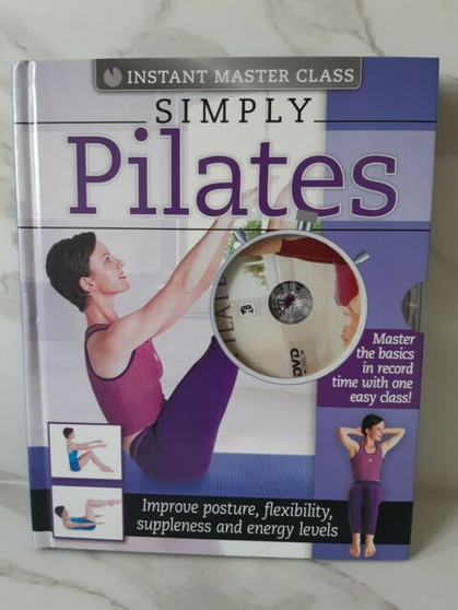 Simply Pilates  (Hard Cover)