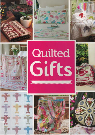 Quilted Gifts - Michelle Marvig