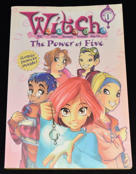 Witch, The Power of Five-Elizabeth Lenhard