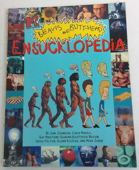 Beavis and Butt-Head: Ensucklopedia - Mark Judge