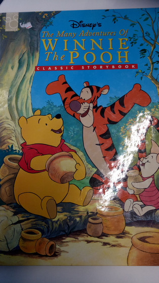 The Many Adventures of Winnie The Pooh Disney