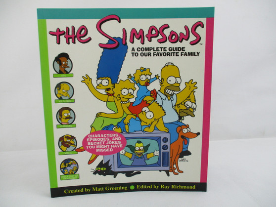 The Simpsons: A Complete Guide to Our Favourite Family (Paperback)