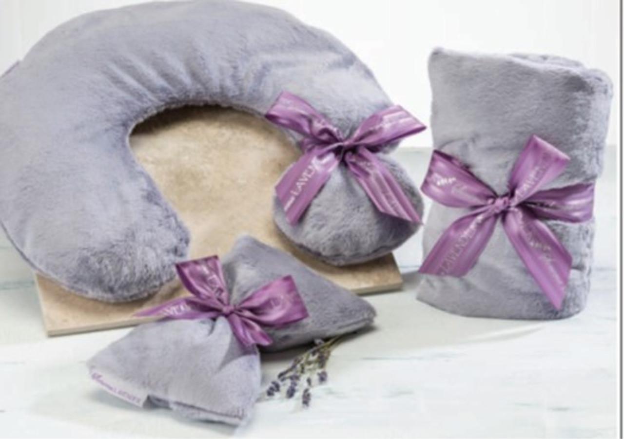 Sonoma Lavender Heat Wrap Plush Plata Mia S Cozy Cove