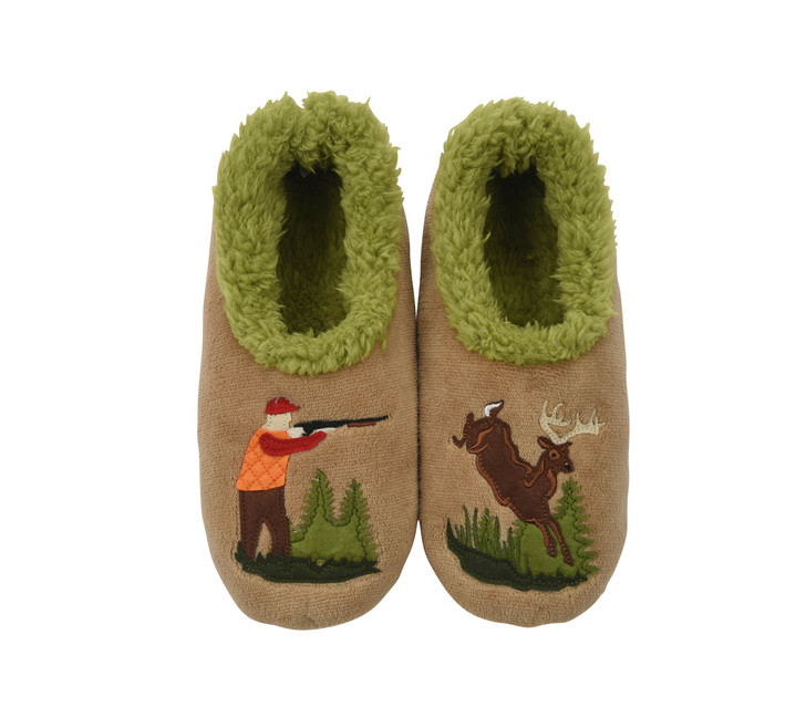 Hunter Men's Snoozies® Pairables Slippers