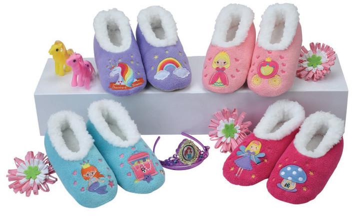 Kids Fairytales Snoozies!® Slippers