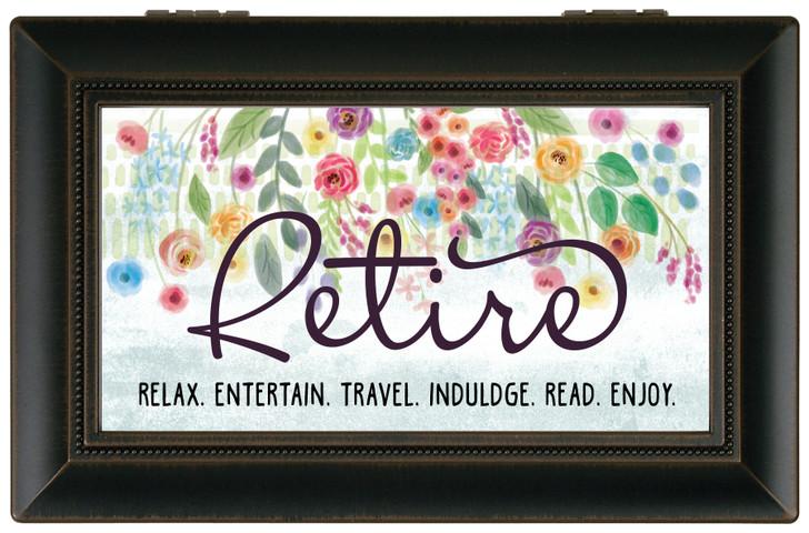 """Small Music Box - """"Retire"""""""