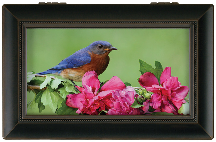 Small Music Box - Bluebird