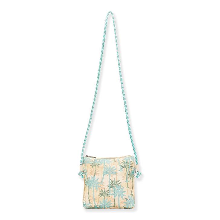 Natural Palms Small Crossbody Handbag by Sun N Sand