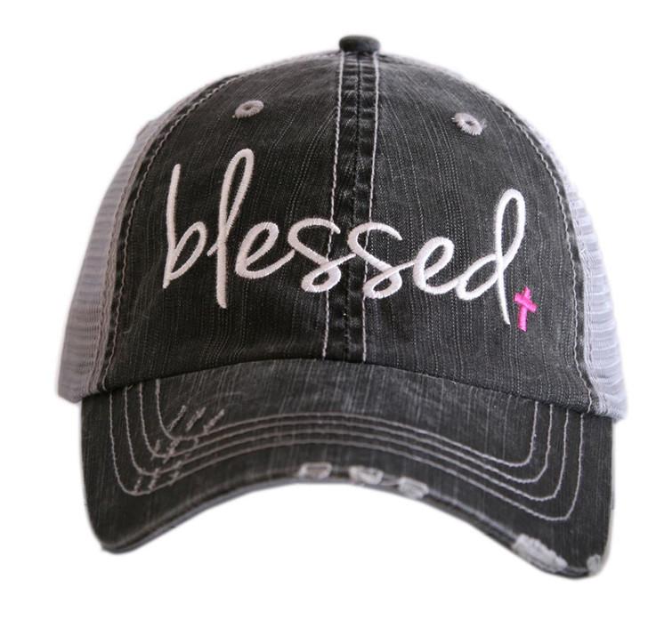 """""""Blessed"""" Women's Trucker Hat"""