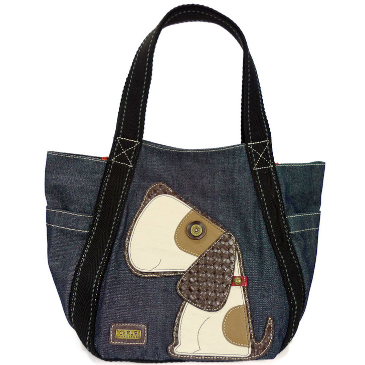 Chala Carry All  Zip Tote  - Toffy Dog