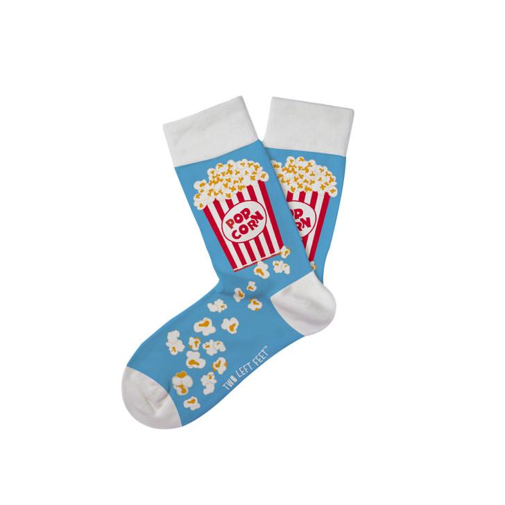 "Kid's ""Show Time"" (Popcorn) Everyday Socks"