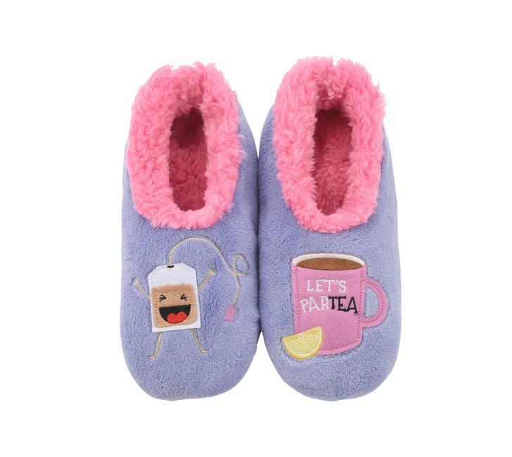 Par Tea Women's Pairables Snoozies!® Slippers