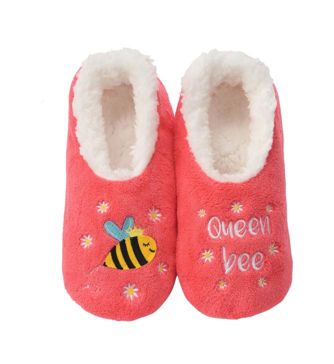 Queen Bee Women's Pairables Snoozies!® Slippers