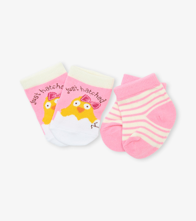 Baby socks-2 pack-Just Hatched S