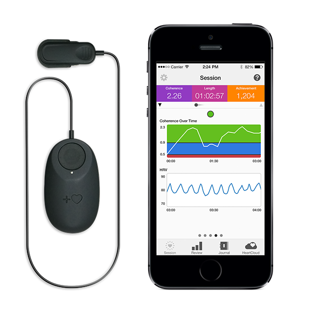 Inner Balance Bluetooth for Android & iPhone