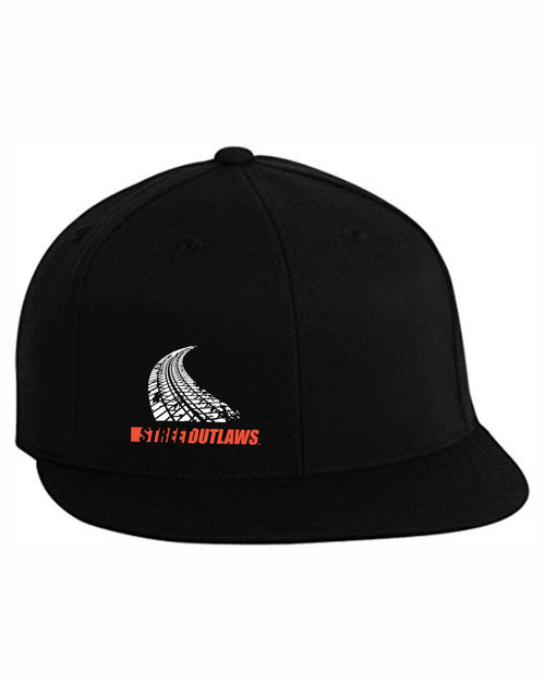 Tire Track Flexfit Fitted Cap