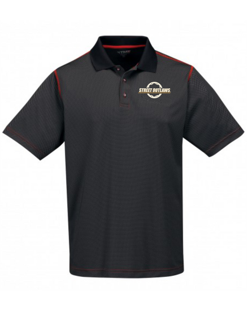 Vintage Gear Moisture-Wicking Polo