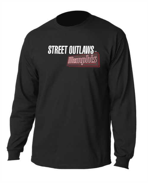 Street Outlaws Memphis Long Sleeve Tees
