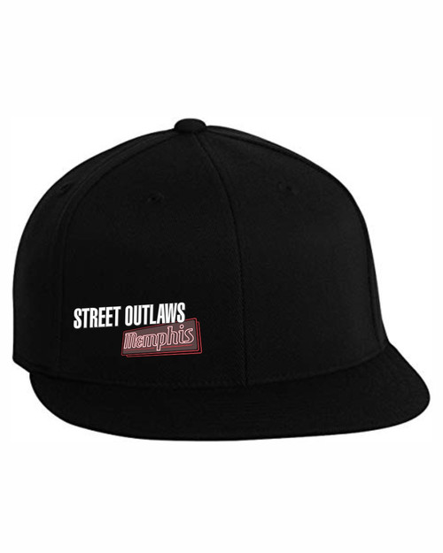 Street Outlaws Memphis Flexfit Fitted Cap