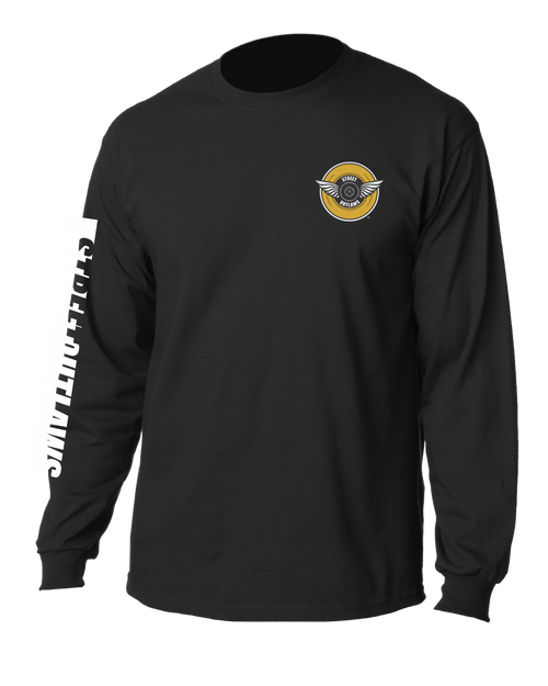 Street Outlaws Wings Long Sleeve Tees