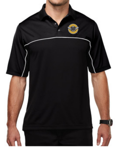 Wings Design Polo Shirt