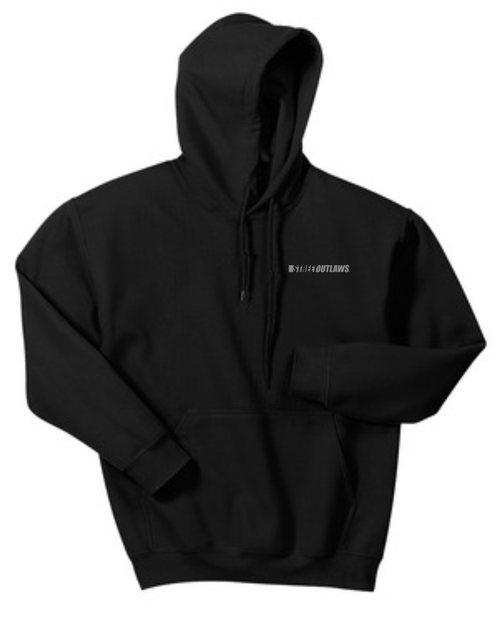 Let's Race Hooded Sweatshirts