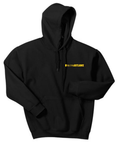 Street Outlaws OKC Hooded Sweatshirt