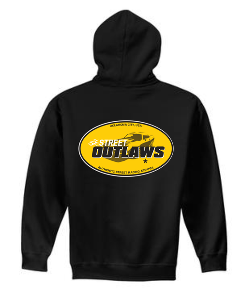 Street Outlaws OKC Hooded Sweatshirt