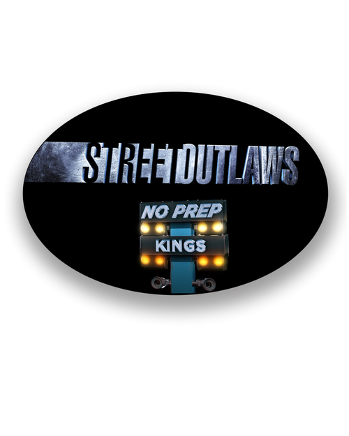 No Prep Kings Decal